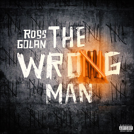 THE WRONG MAN by ROSS GOLAN